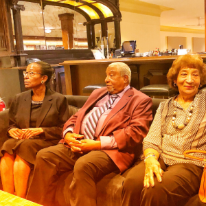 Chakita Patterson, Founder of United Street Tours with Nashville Civil Rights Leaders (2)