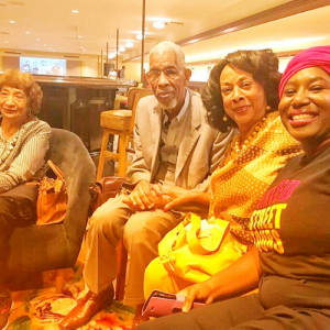 Chakita Patterson, Founder of United Street Tours with Nashville Civil Rights Leaders (5)